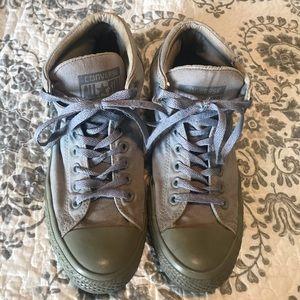 🖤Mens High Top Grey Converse Size 9